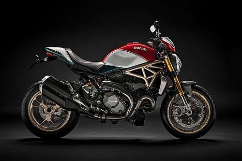 Ducati presenta il Monster 1200 25° Anniversario per celebrare la sua storica naked