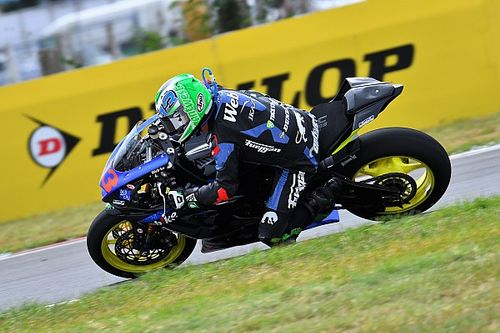India ARRC: West claims Supersport win