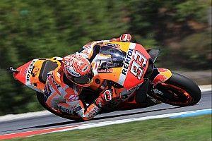 Brno, Libere 4: Marquez torna a fare paura davanti alle Suzuki di Iannone e Rins