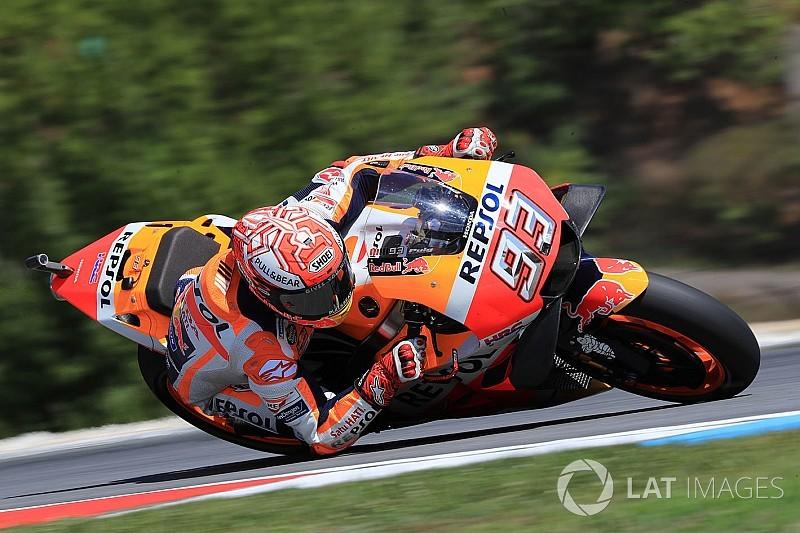 """Marquez: """"Lavorerò per arrivare all'ultima curva per giocarmi la vittoria in Austria"""""""