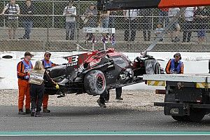 "Rebellion ""in survival mode"" after Senna crash"
