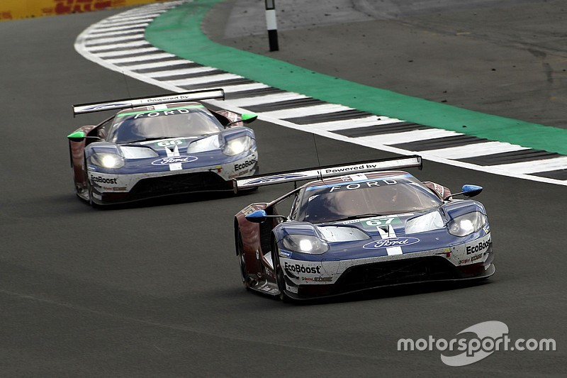 Ford's Tincknell insists WEC title challenge still on