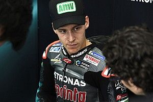 """Quartararo : """"J'espère marquer des points dès ma 1re course"""""""