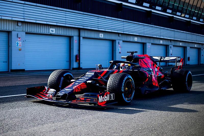 Red Bull, sorunsuz 39 turun ardından çok mutlu