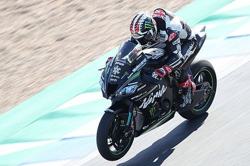Rea fastest as Jerez WSBK test ends