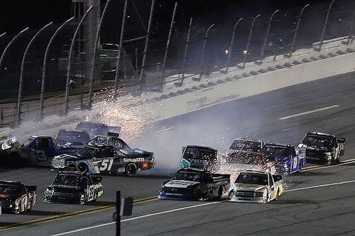 Gallery: NASCAR Truck Series season opens with Daytona carnage