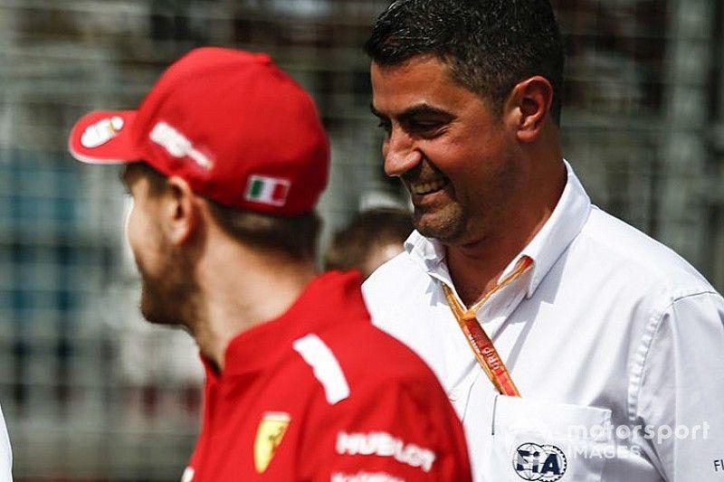 Vettel, en shock después de dar la vuelta al circuito con Whiting