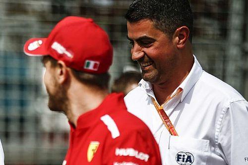 Kenangan terakhir Vettel dengan Whiting