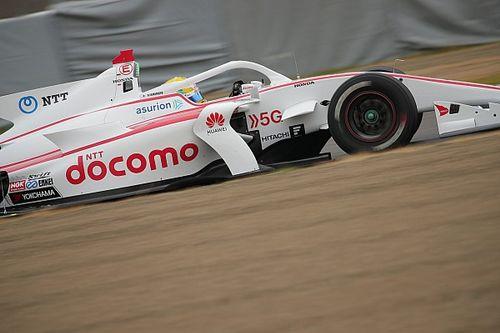 SF19、鈴鹿で早くも1分36秒台前半に突入、山本尚貴が驚速トップタイム