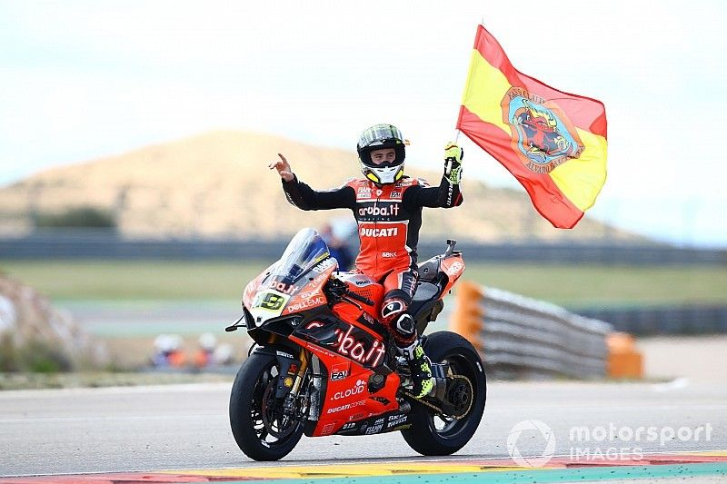 """Com 100% na SBK, Bautista avisa: """"só volto para MotoGP em moto de fábrica"""""""