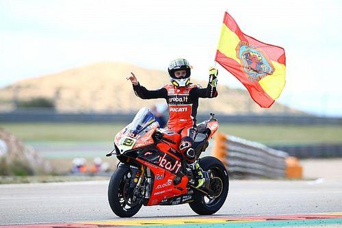 驚異のWSBK9連勝! バウティスタ「MotoGP復帰はファクトリーチーム以外お断わり!」