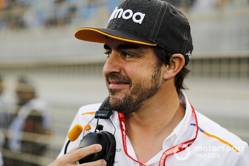 Confirmado el test de Alonso en Texas