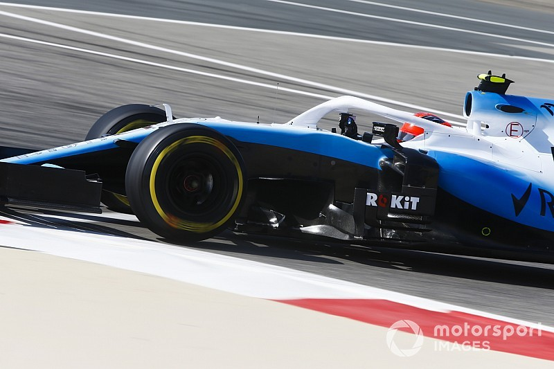 Różne samochody Williamsa