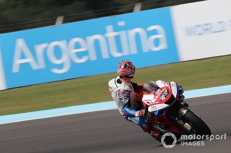Гран Прі Аргентини: галерея першого дня вікенду MotoGP