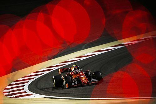لوكلير يُحقّق قطب الانطلاق الأوّل للمرّة الأولى في مسيرته في البحرين