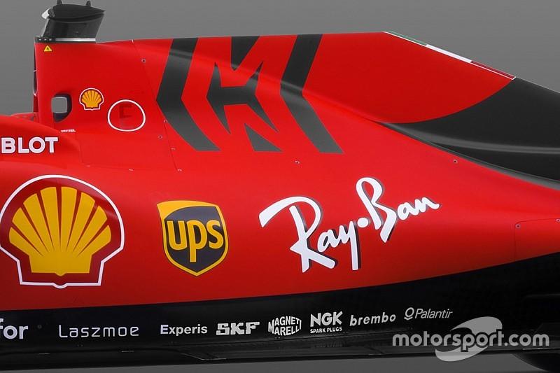 """フェラーリ、つや消し塗装への変更は""""パフォーマンス追求""""のため"""