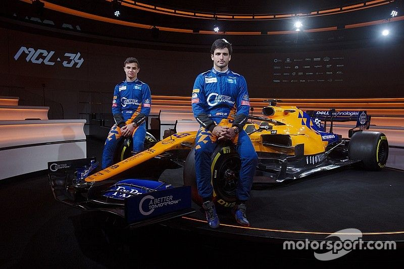 Officiel - McLaren conserve Sainz et Norris pour 2020