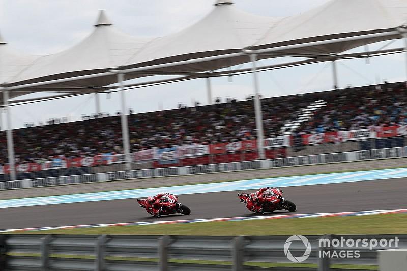 Гран Прі Аргентини: галерея другого дня вікенду MotoGP