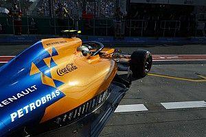 A McLaren a szezon elején még nem használja a Petrobras termékeit