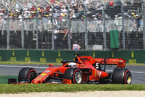 "Ferrari expects to see impact of ""corrections"" in Bahrain"
