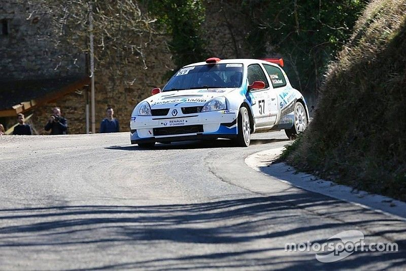 Trophée Michelin Suisse : Pinto et Buchard inaugurent