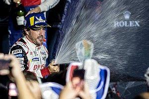 Алонсо внезапно заявил, что в этом году проедет еще 8 гонок