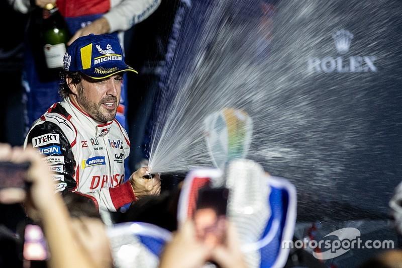 Alonso: Agora tenho objetivos muito maiores do que a F1