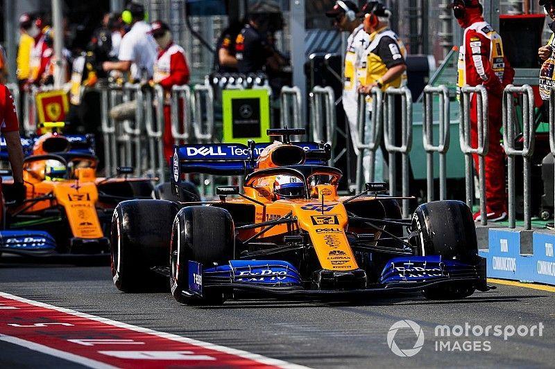Sainz: McLaren não pode estagnar desenvolvimento como em 2018