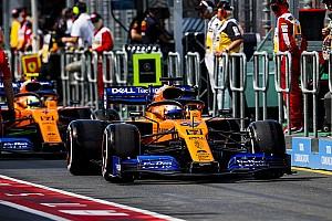 Sainz dice que McLaren tiene que evitar la