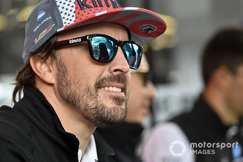 McLaren: Alonso could feature in F1 2019 reserve plans