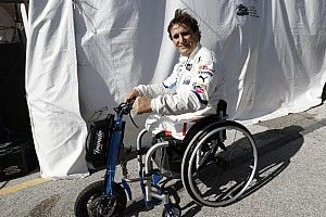 Alex Zanardi responding to stimuli, says Italian media report