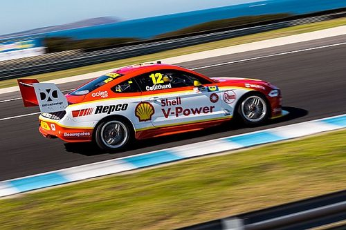 Phillip Island Supercars: Coulthard edges McLaughlin