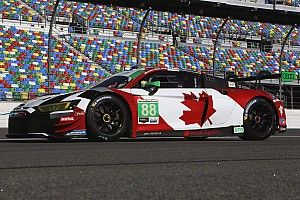 L'Audi del Team WRT correrà anche a Sebring