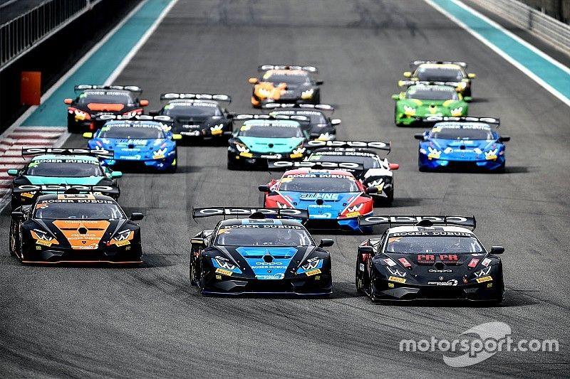 Lamborghini Super Trofeo, Target centra al debutto il titolo Middle East