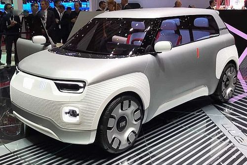Fiat Concept Centoventi 2019: el Panda del futuro