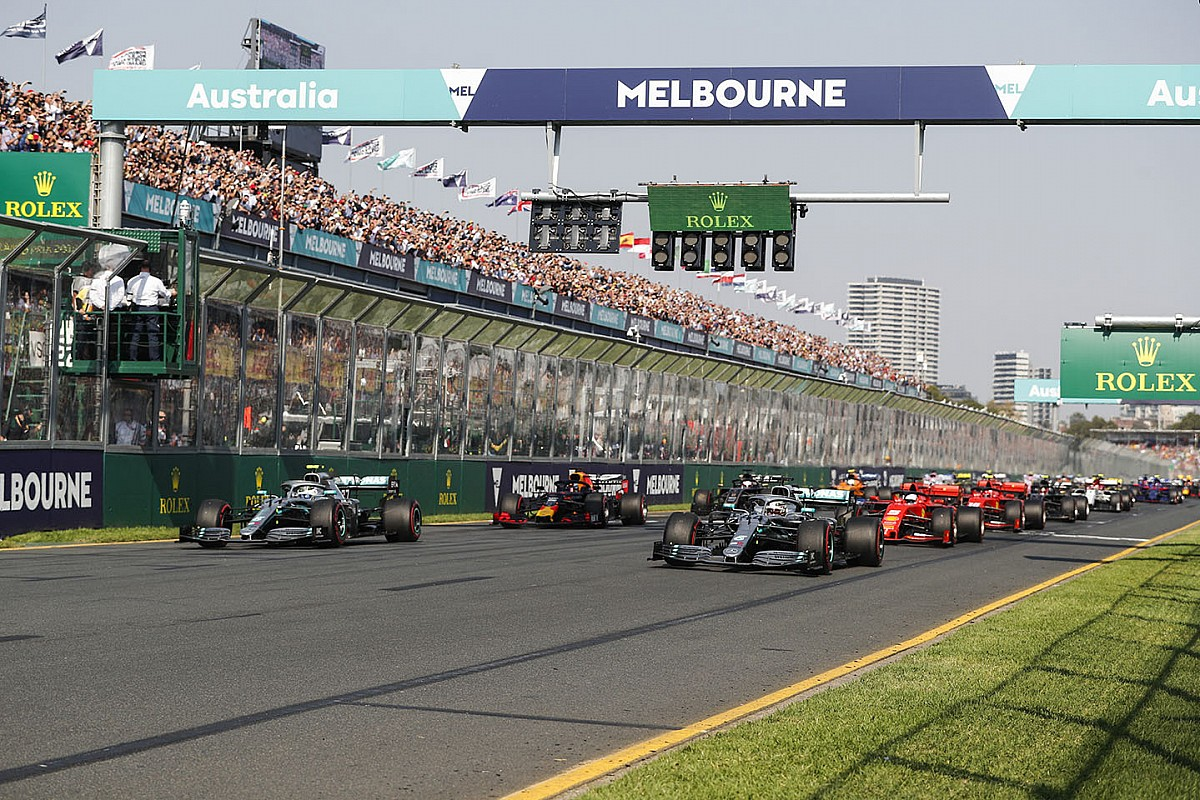 Date set for 2020 F1 season opener