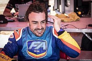 """Alonso: """"El Dakar podría ser una posibilidad; lo pensaré en verano"""""""