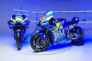 Suzuki onthult kleurstelling voor MotoGP-seizoen 2019