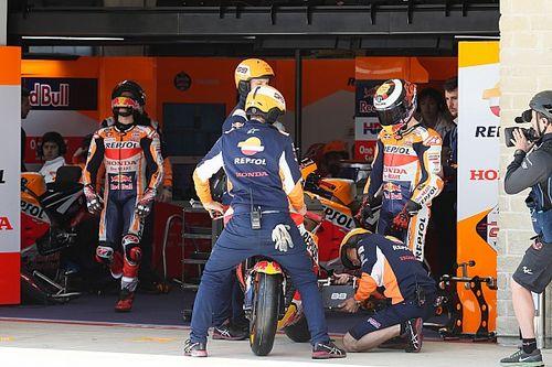 Per la Honda non è ancora chiaro il problema patito ad Austin con Lorenzo