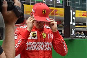 Леклер отказался думать о своем звездном статусе в Формуле 1