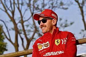 """Emeklilik iddiaları hakkında Vettel: """"Formumun zirvesindeyim"""""""