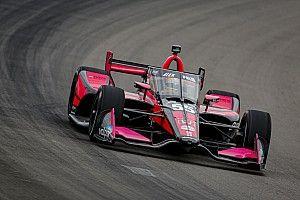 Alex Palou remontó al 12° en la primera carrera en Mid-Ohio