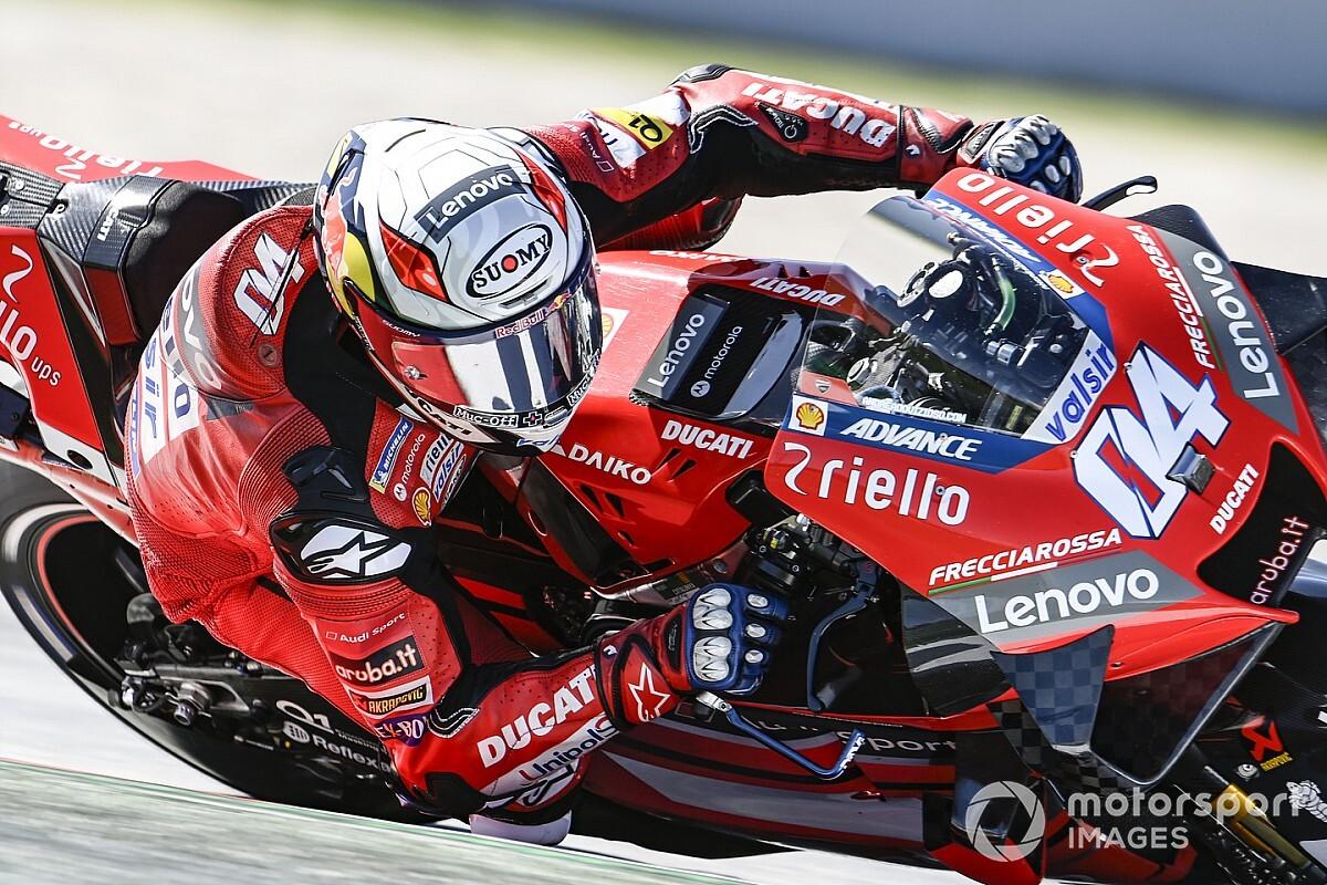 Andrea Dovizioso nourrit l'espoir que Le Mans l'aide