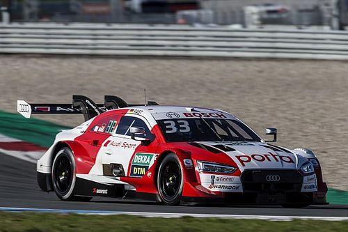 "Rast says Abt Audi DTM dominance ""very frustrating"""