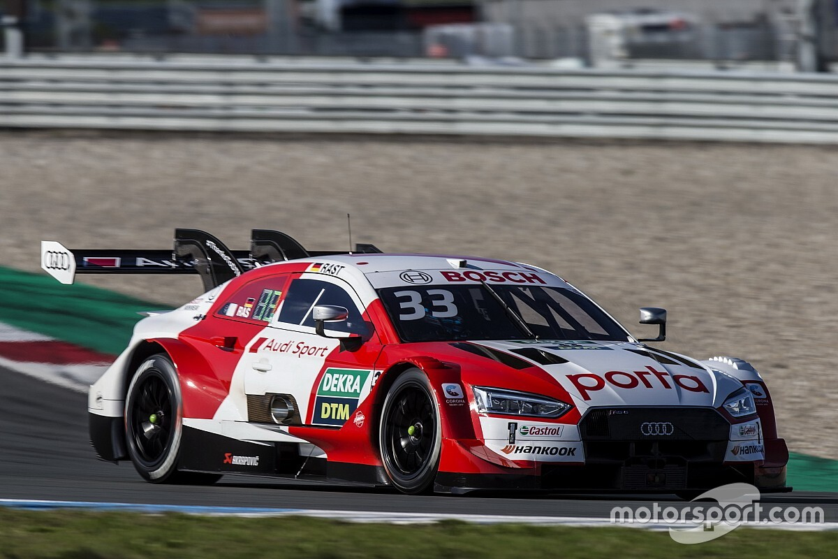 "Rast says Abt Audi DTM dominance ""very frustrating"""