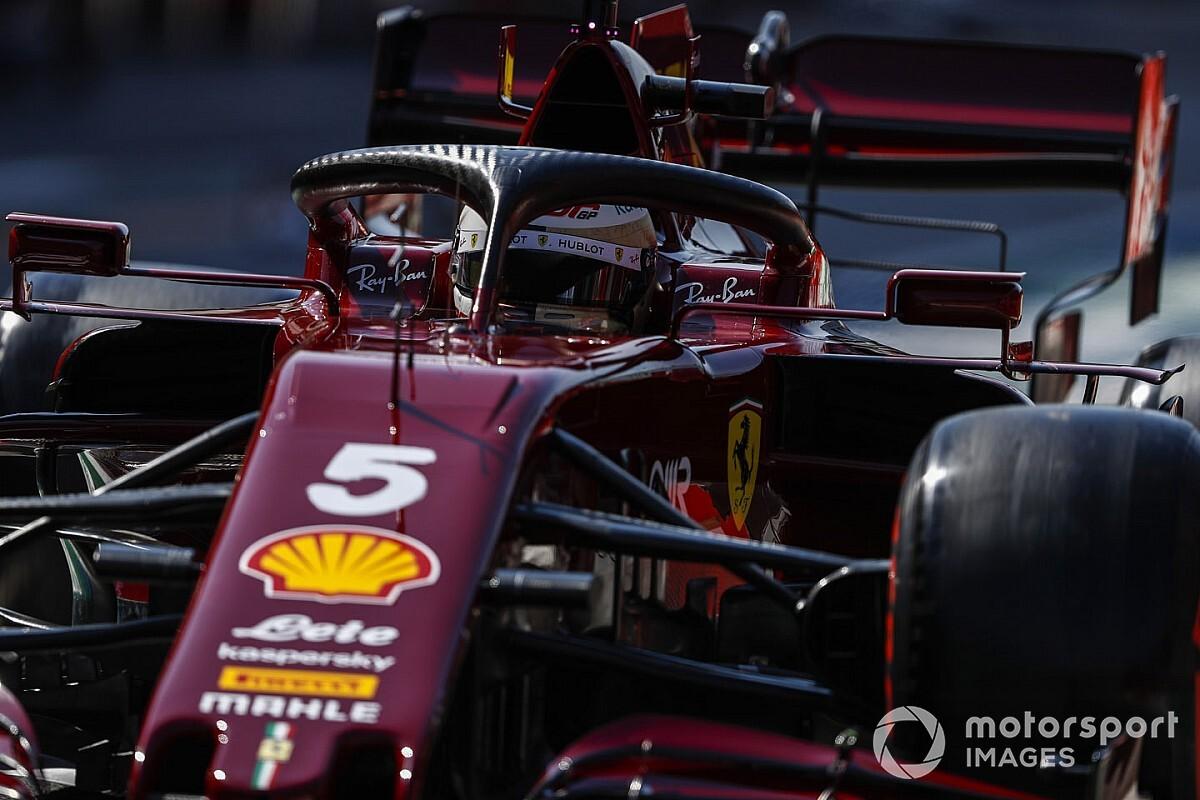 """Vettel: """"Binotto'nun ses tonundan Ferrari'de kalmamın imkansız olduğunu anladım"""""""