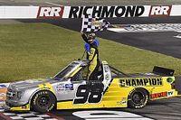 Enfinger wygrywa w Richmond