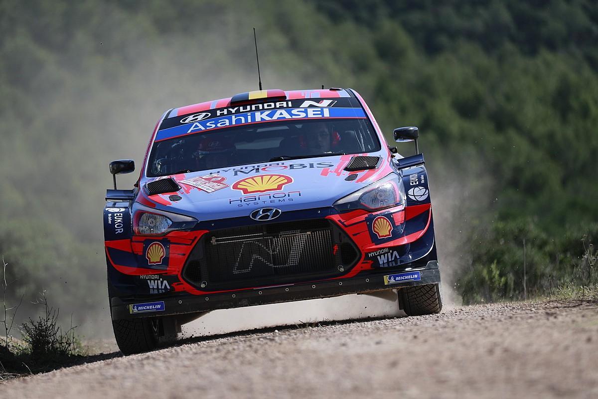 WRC, Rally Italia, PS5: Sordo allunga, Neuville sale quarto