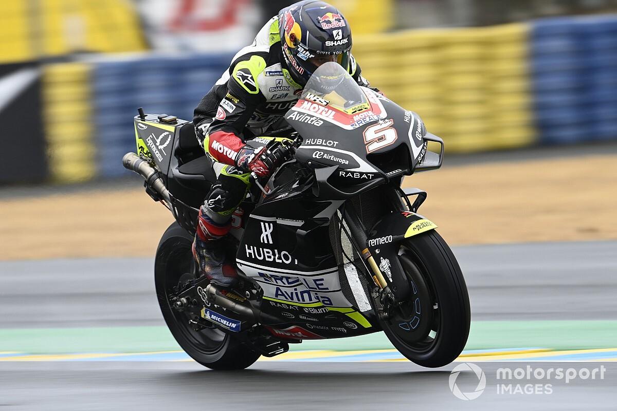 MotoGP: Avintia refuta rumores de venda para equipe de Rossi em 2021