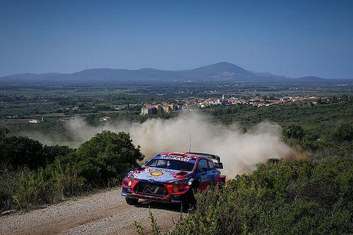 Italy WRC: Sordo leads from Suninen, Neuville